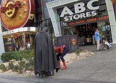 蜘蛛侠和蝙蝠侠都是重口味啊