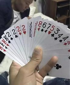 和老丈人打牌我是地主我应该怎么出