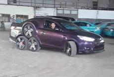 现在的车设计的越来越不懂了