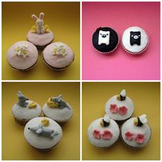 Cute little snacks