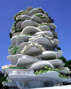 你见过像仙人山的住宅吗?