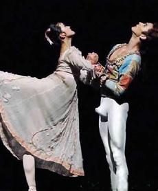 瞧 芭蕾舞史上最尴尬一幕
