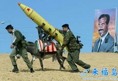 伊拉克的导弹发射架2