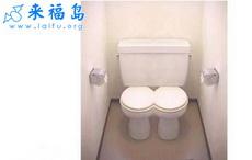 2003經典設計:情侶型廁所