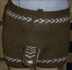 舒服的短裤