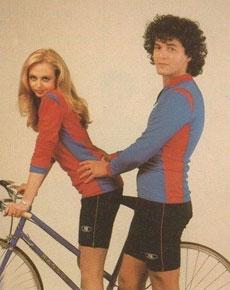 只是自行车而已
