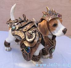 Cool Dog Armor