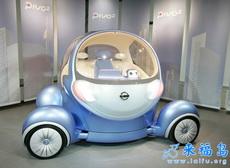 未來的汽車
