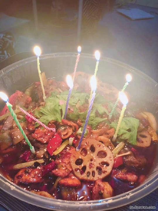 四川人过生日的时候
