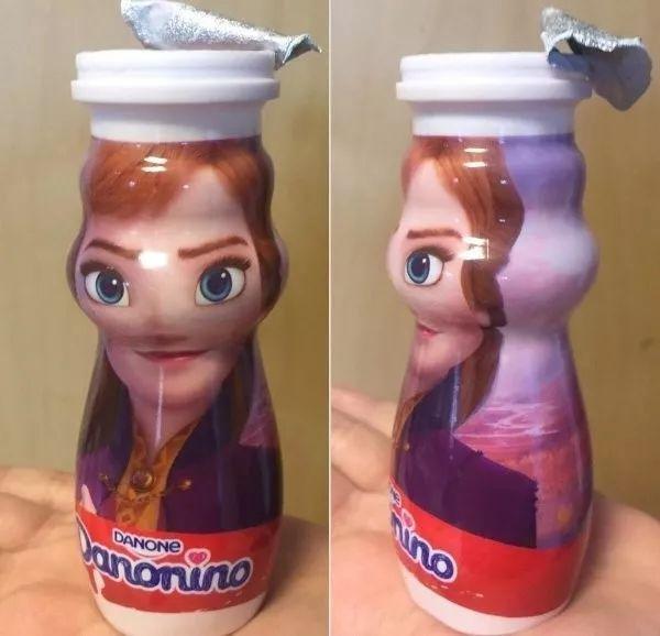 瓶子上不要印頭像