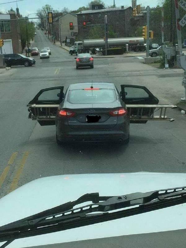 看你们谁还敢超我的车